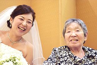 結婚式参列、披露宴
